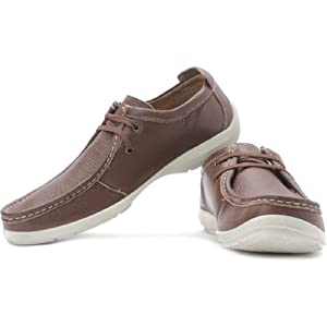 Woodland Corporate Casuals Brown WDL0087