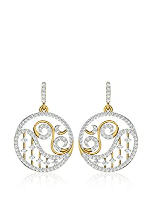 Vittoria Jewels Ohrringe gelbgold