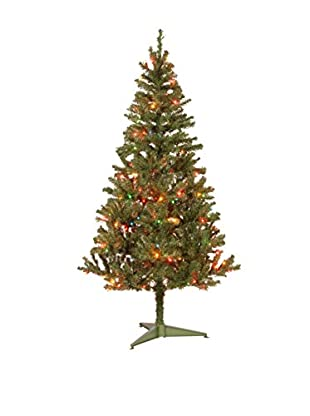 National Tree Company 6' Canadian Grand Fir Wrapped Tree