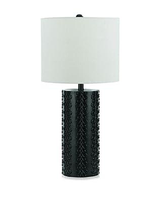 Candice Olson Lighting Loopy Table Lamp (Black)