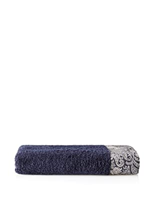 Anne de Solène Lodge Bath Towel, Bleu Nuit