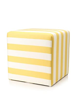 Image by Charlie Kenya Cube, Spectra Yellow/Off-White