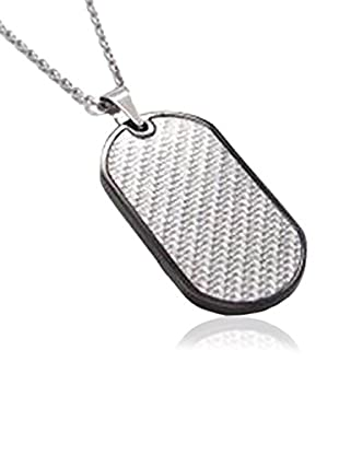 Blackjack Jewelry Halskette Dog Tag Pendant With 24