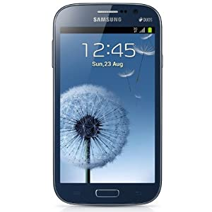 Samsung Galaxy Grand Duos GT-I9082 Blue (With two flip covers)