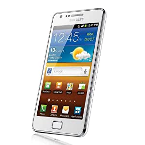 Samsung Galaxy S II GT-I9100 (White)