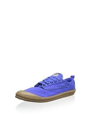 Volley Men's International Fashion Sneaker (Blue/Gum)