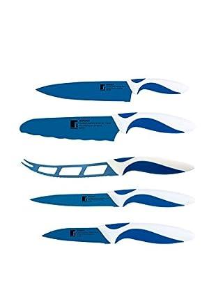 Bergner Küchenmesser 5er Set PK148 Azul