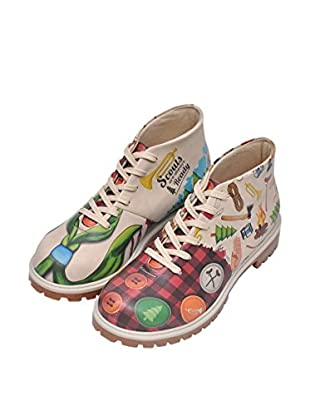 DOGO Zapatos de cordones Scouts Are Always Ready
