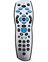 Sharp Plus SP-1047 Remote for Tata Sky HD with Recorder (Silver)