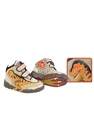 Dinosoles Zapatillas T-Rex (Marrón)