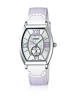 Casio Reloj con movimiento cuarzo japonés Woman Ltp-E114L-6A 27.0 mm