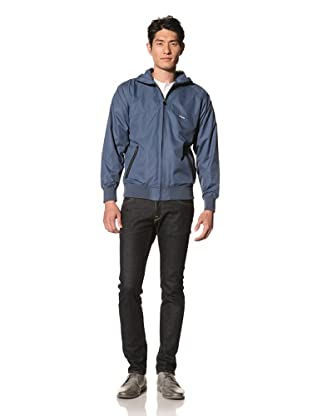 Two Thirds Men's Mundaka Jacket (Petrol Blue)