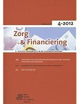 Zorg & Financiering - nr. 4-2012: Actuele informatie in de gezondheidszorg