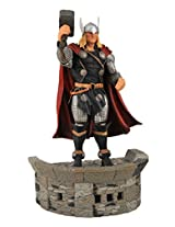 Diamond Select Toys Marvel Select Thor Action Figure, Multi Color