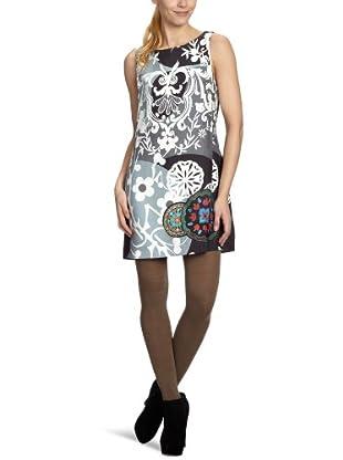 Desigual Vestido corto, 27V2L06 (Negro)