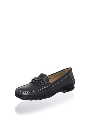 Geox Women's Euro Loafer (Black)