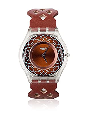 Swatch Quarzuhr Woman ANIMAL SKIN SFK375 34 mm