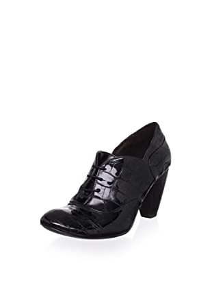 Coclico Women's Bathan Lace-Up Heel (Negro Patent)