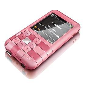 CREATIVE メモリープレーヤー ZEN MOZAIC 2GB ピンク ZN-MZ2G-PK クリエイティブ・メディア