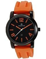 Maxima Analog Black Dial Men's Watch - 26920PAGB