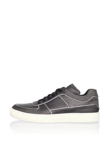 Alejandro Ingelmo Men's Toby Sneaker (Silver Twill)