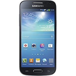 Samsung Galaxy S4 Mini (Deep Black)