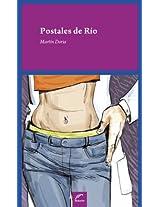 Postales de Río (Tinta Roja-Novelas policiales latinoamericanas)