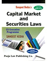 Capital Market and Securities Law - CS Execuitve Programme