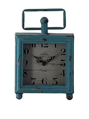 Vical Home Tischuhr blau