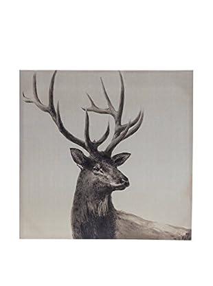 Novità Home Leinwandbild Deer