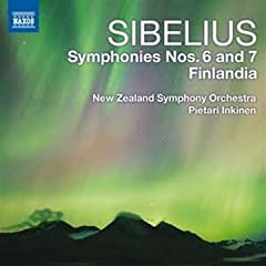 Symphonies Nos. 6 &amp; 7 Finlandia