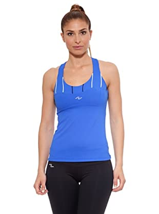 Naffta Camiseta Tirantes Func (Azulón)