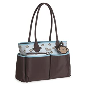 Carter's Novelty Tote Diaper Bag