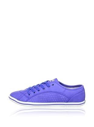 Buffalo 507- V9987 TUMBLE PU 144472 - Zapatillas de deporte  mujer (Azul)