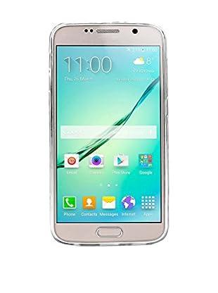 imperii Funda TPU Gel Relief Samsung Galaxy S6 Blanco