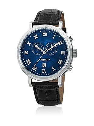 Akribos XXIV Reloj con movimiento cuarzo suizo Man AK591BU 47 mm