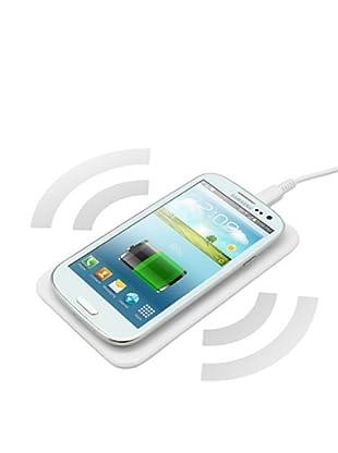 Unotec Pack Base+Receptor De Carga Por Inducción Para Galaxy S3
