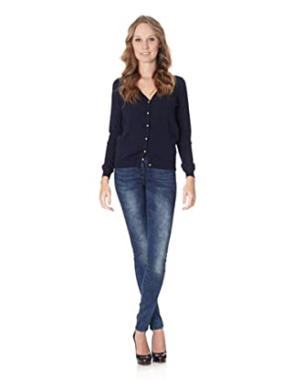 Unanyme by Georges Rech Cardigan (Navy)