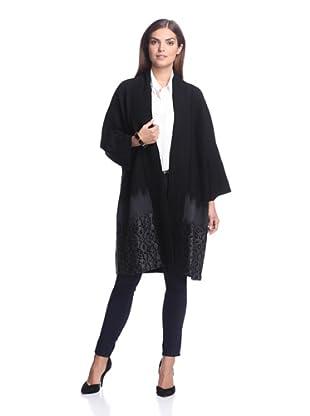 Josie Natori Women's Magnai Jacket (Black)