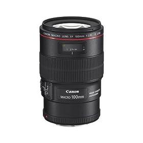 Canon EF100mm F2.8L マクロ IS USM EF10028LMIS