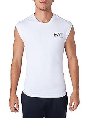 Emporio Armani 7 Camiseta Olbia (Blanco)