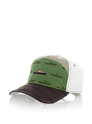 Robert Graham Men's Boothe Cap (Grass)