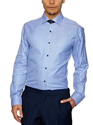 Selected Camisa Dekalb (Azul)