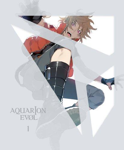 アクエリオンEVOL Vol.1 [Blu-ray]