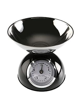 Zings Küchenwaage 5 Kg schwarz