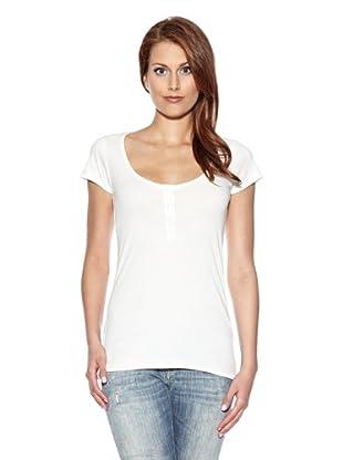 Herrlicher T-Shirt Meryl (Chalk)