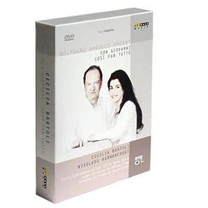 Mozart - Cosi fan Tutte / Don Giovanni Boxset - Cecilia Bartoli, Nikolaus Harnoncourt, Zurich Opera