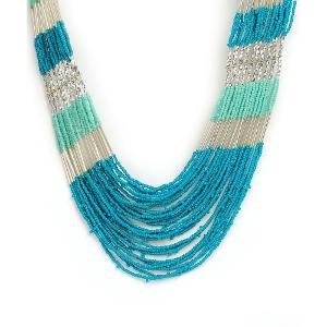 Gorgeous Necklace with Beads by The Pari-TPNW-49