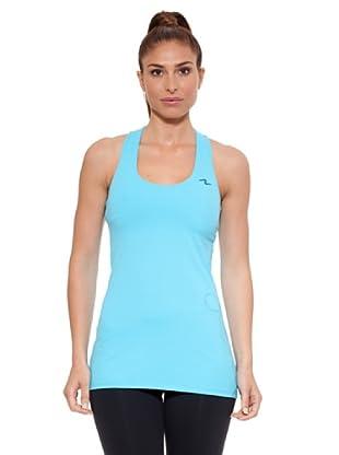 Naffta Camiseta Tirantes Fucama (Turquesa)