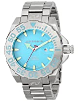 Android Men's AD442BBU2 Divemaster Silverjet 500 Super Luminova Watch